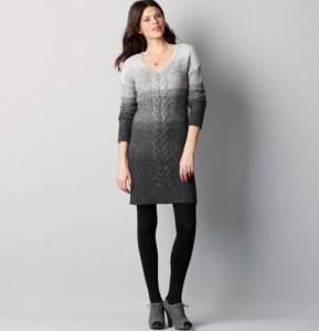 short sweater dresses winter 2012_1