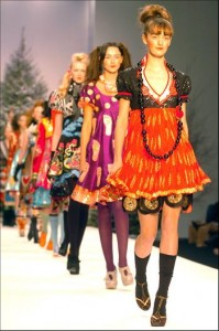spring summer fashion week 2012 trends