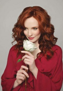 2012 Valentine's Day Hairstyle Color