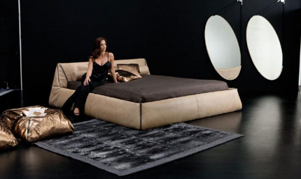 A luxurious Beds Collection 2012 by Casa Spazio (1)