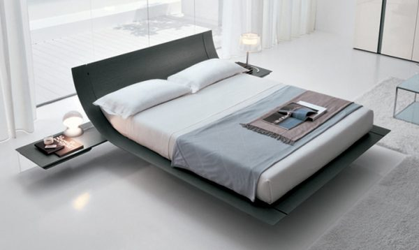 A luxurious beds collection 2012 by casa spazio for Spazio casa rivista