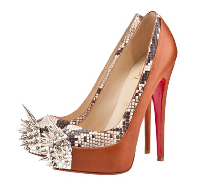 Christian Louboutin Red Bottom High Heels (2)