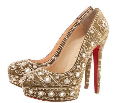 Christian Louboutin Red Bottom High Heels (3)