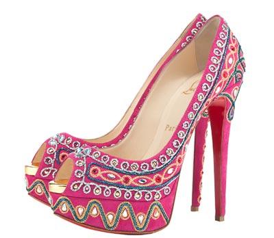 Christian Louboutin Red Bottom High Heels (5)