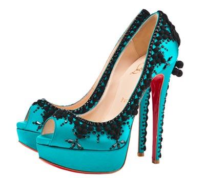 Christian Louboutin Red Bottom High Heels (6)