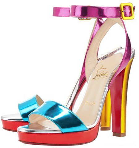 Christian Louboutin Shoes Spring Summer 2012_4