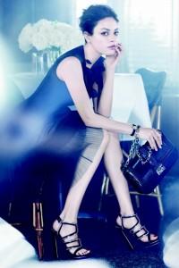 Dior handbags Spring Summer 2012 Ad Campaign
