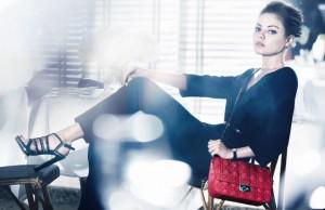 Dior handbags Spring Summer 2012 Ad Campaign_1