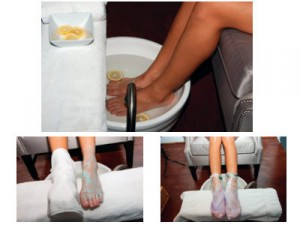Homemade Citrus Pedicure_1