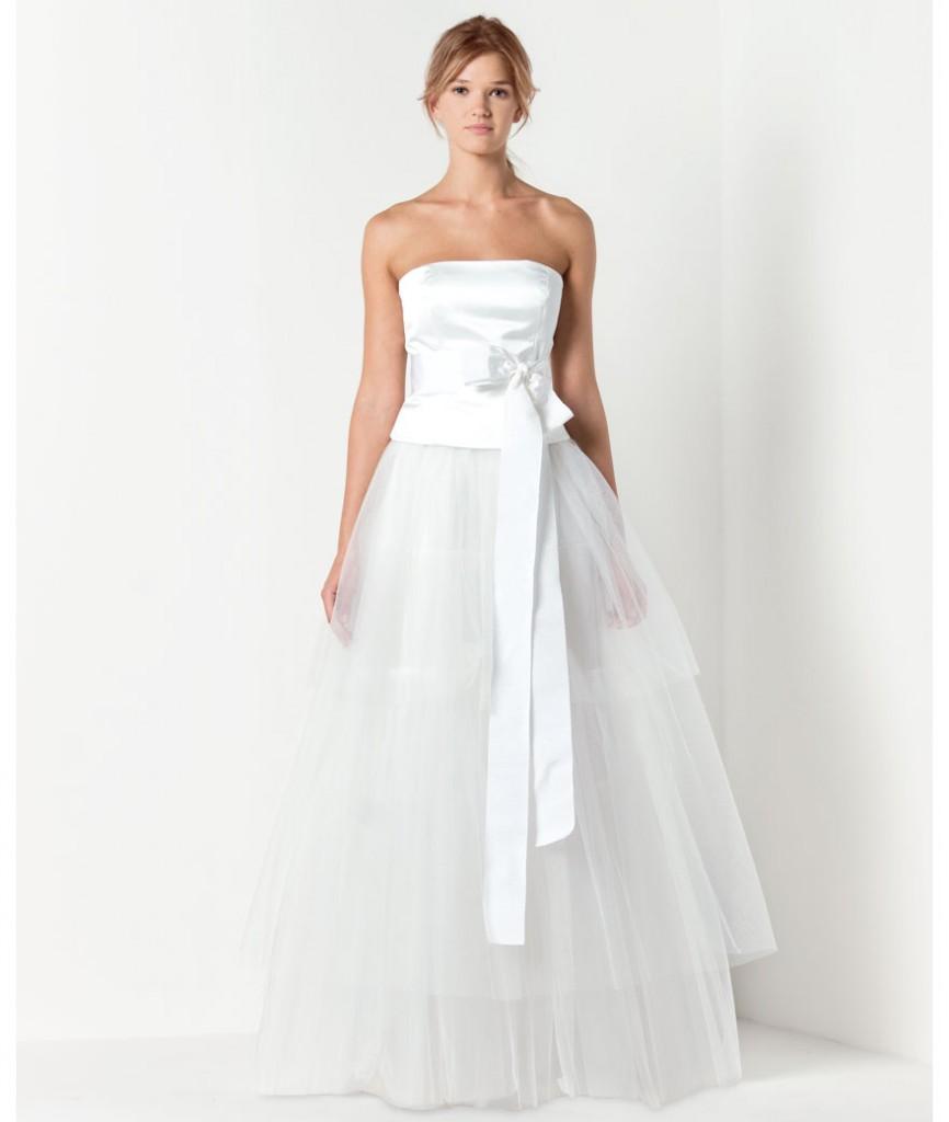 Max Mara Bridal Gowns Spring Summer 2012