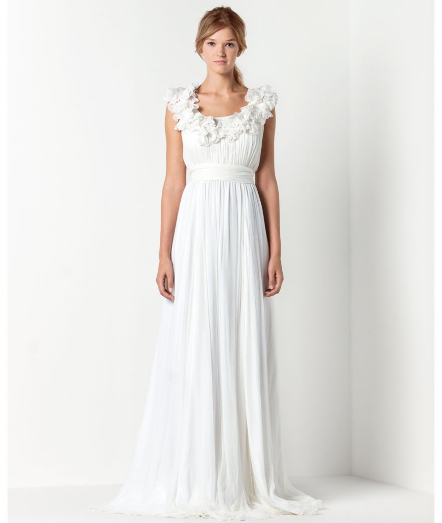 Max Mara bridal gowns spring 2012_6