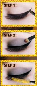 Smokey Cat Eyes By Maybelline Makeup_1