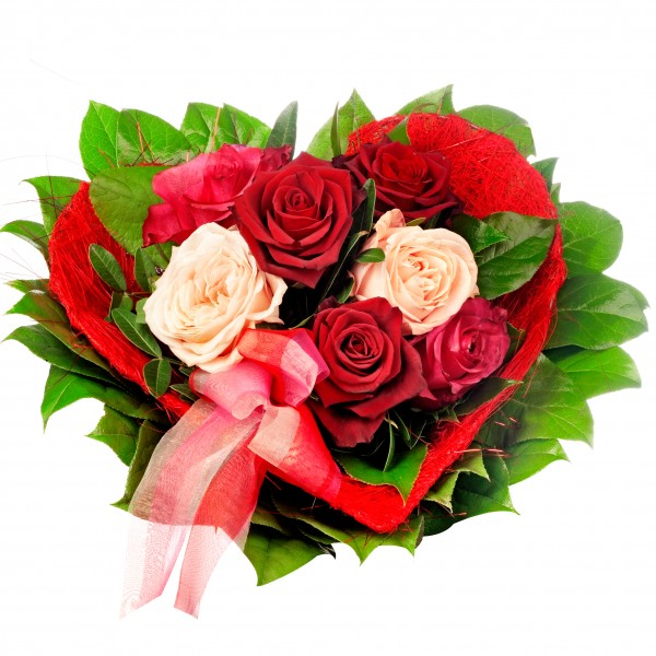 Valentine 39 s day flowers 2012 for Buying roses on valentines day