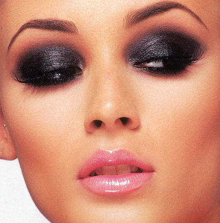 Valentines  Ideas on Valentines Day Makeup Ideas For 2012 1 Jpg