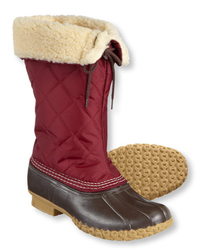 Women's Bean Boots Collection 2012 by L.L.Bean (1)