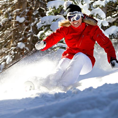 Womens Ski Clothes 2012