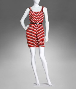 Yves Saint Laurent Dresses Summer 2012