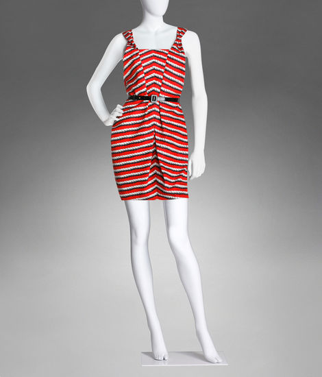 Yves saint laurent dresses summer 2012 for Yves saint laurent wedding dress