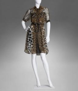 Yves Saint Laurent Dresses Summer 2012_1