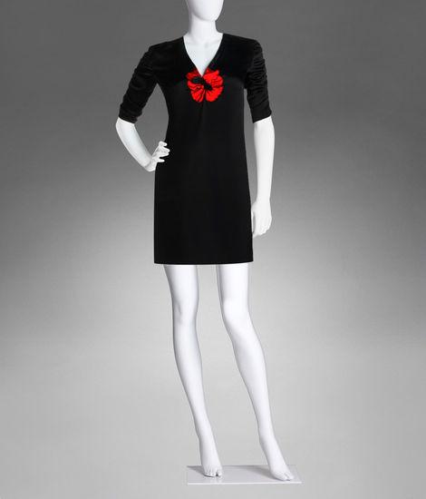 Yves Saint Laurent Dresses Summer 2012_4