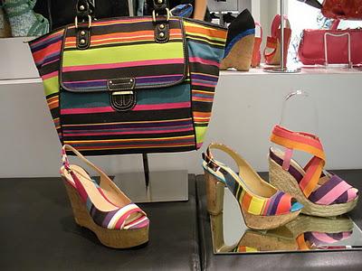 nine west shoes spring 2012