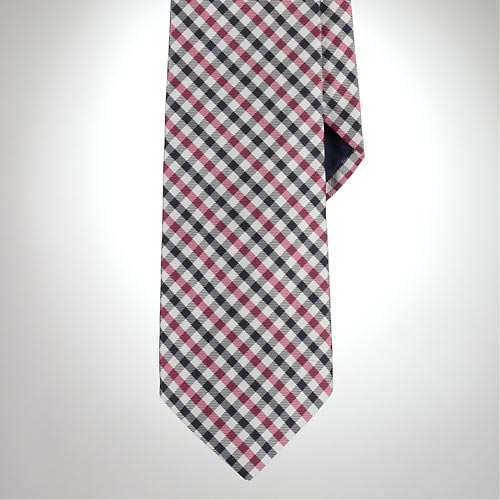 polo ralph lauren Gingham Silk Tie