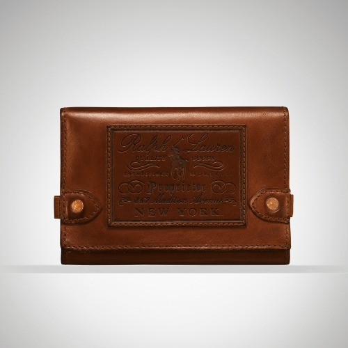 ralph lauren Deerfield Sport Wallet