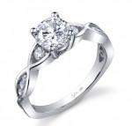 sylvie Diamond engagement rings 2012_6