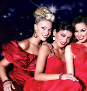 valentine's day red dresses 2012_7