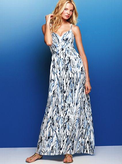 victoria secret maxi dresses summer 2012_1