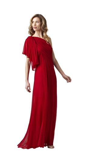 Adrianna Papell Spring 2012 Evening Maxi Dresses (1)