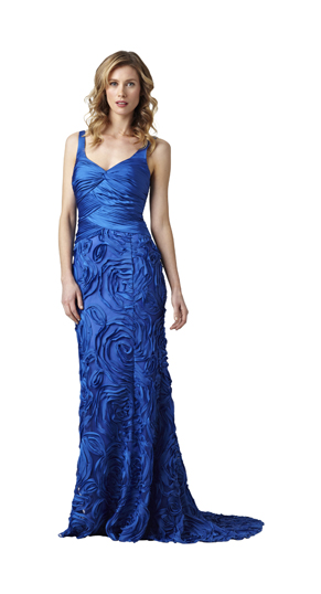 Adrianna Papell Spring 2012 Evening Maxi Dresses (6)
