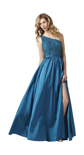Adrianna Papell Spring 2012 Evening Maxi Dresses (7)