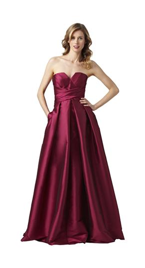 Adrianna Papell Spring 2012 Evening Maxi Dresses (8)