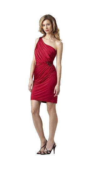 Adrianna Papell Spring 2012 Short Dresses (1)