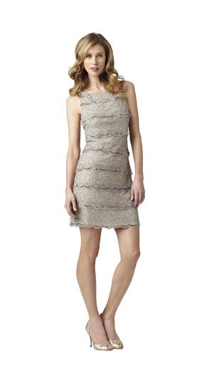 Adrianna Papell Spring 2012 Short Dresses (4)