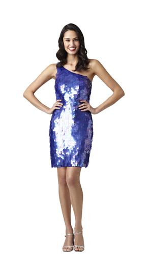 Adrianna Papell Spring 2012 Short Dresses (6)