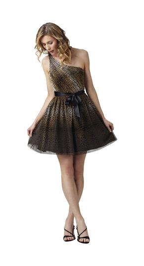 Adrianna Papell Spring 2012 Short Dresses (7)