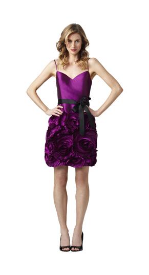 Adrianna Papell Spring 2012 Short Dresses (9)
