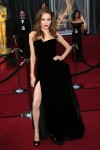 Oscars 2012 - Angelina Jolie in Atelier Versace