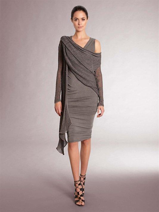 Donna Karan Cashmere 2012 Collection (2)