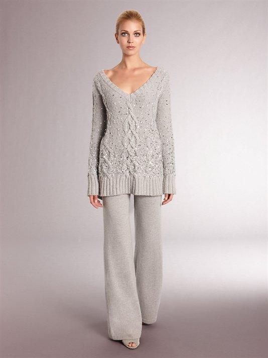 Donna Karan Cashmere 2012 Collection (3)