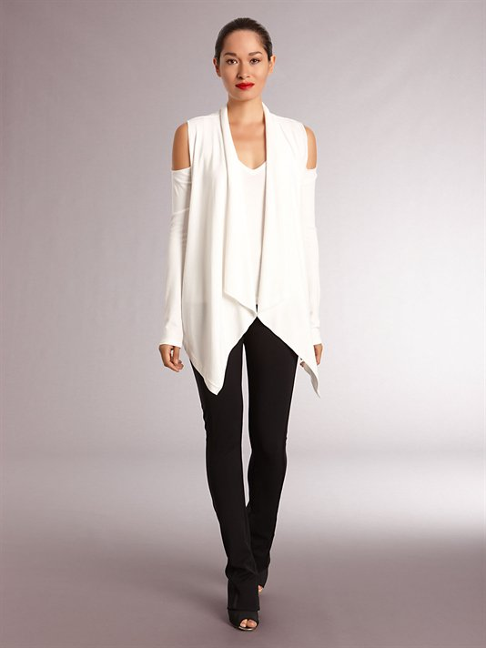 Donna Karan Cashmere 2012 Collection (8)