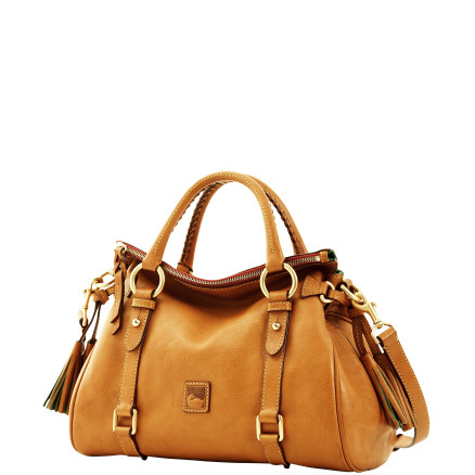 Dooney Bourke Florentine leather Small Satchel