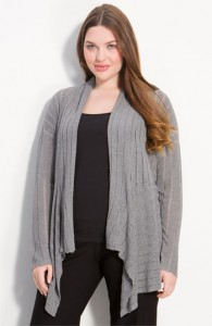 Eileen Fisher plus size women's cardigan_3