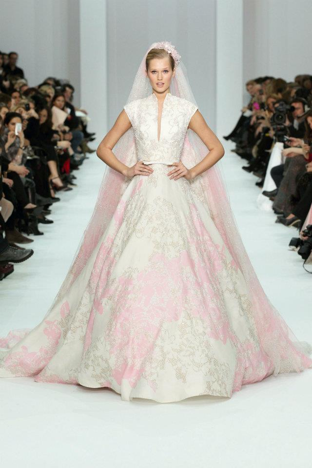Elie Saab Haute Couture Spring Summer 2012_13