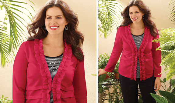 Laura Plus Size Spring Collection 2012