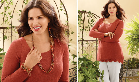Laura Plus Size Spring Collection 2012_2