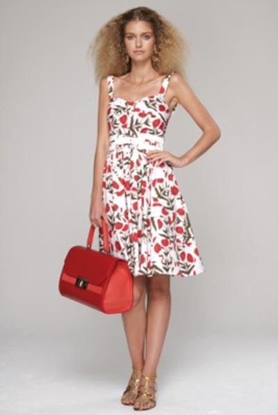 Oscar De La Renta RTW Spring 2012 Women's Dresses (2)