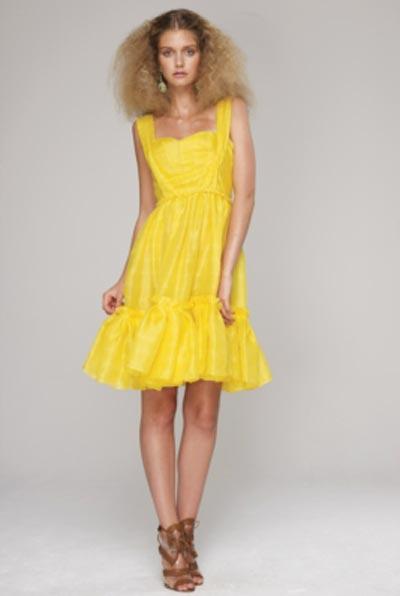 Oscar De La Renta RTW Spring 2012 Women's Dresses (4)